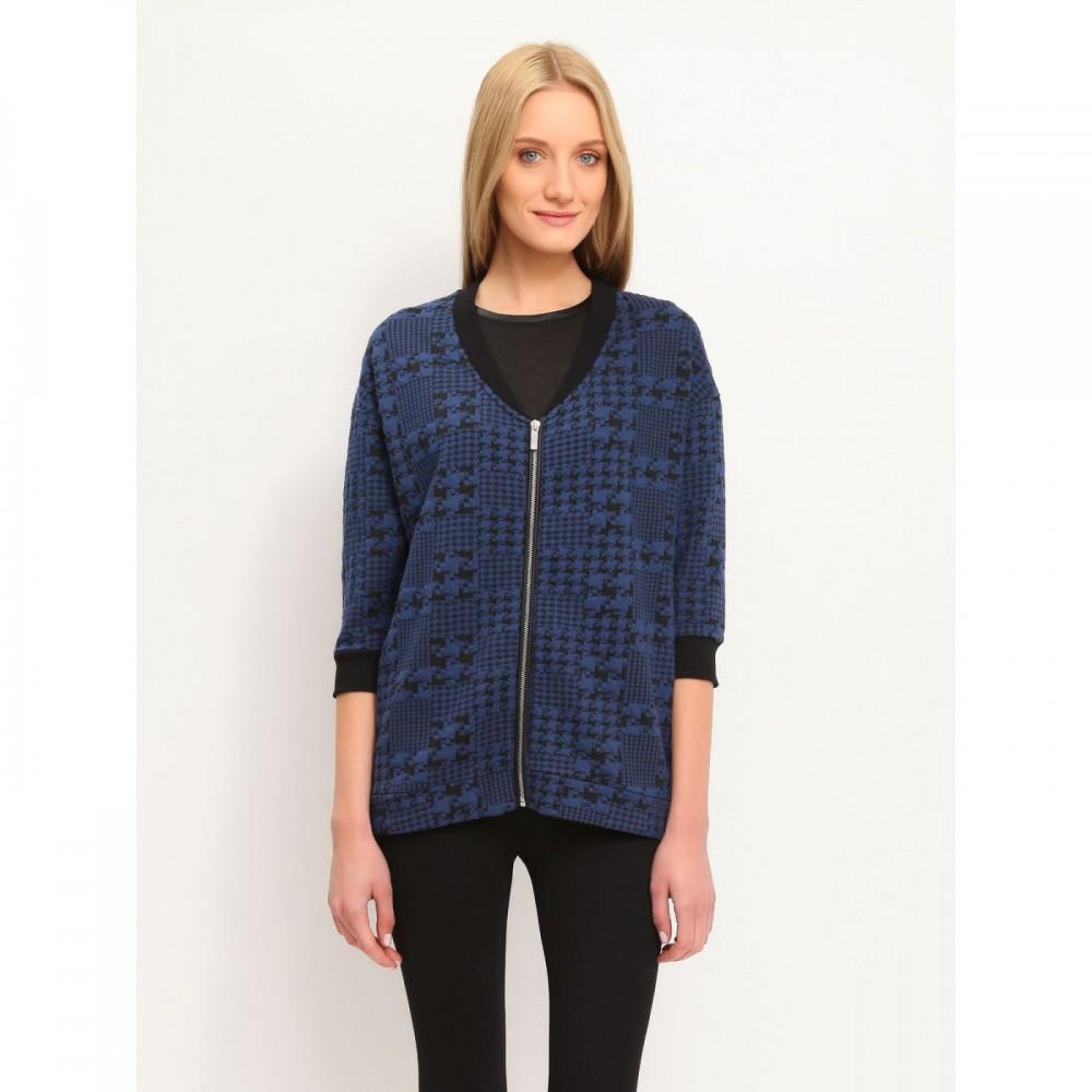 Top secret women's blazer blue color