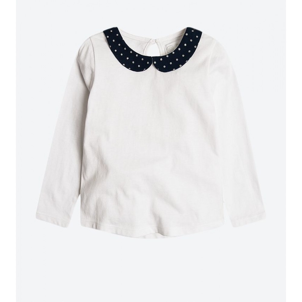 Cool Club kids t-shirt, white color CCG1710545
