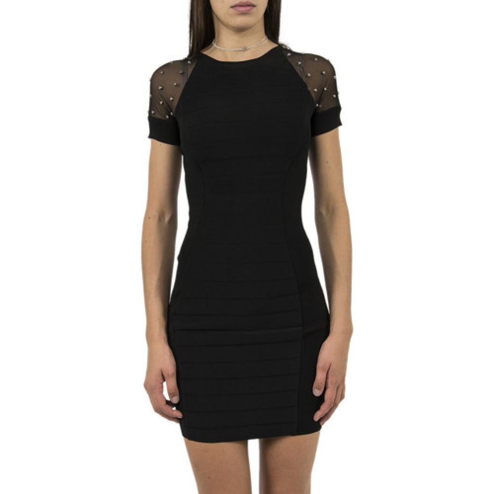 Guess women's dress w74k0sz1ov0-a996