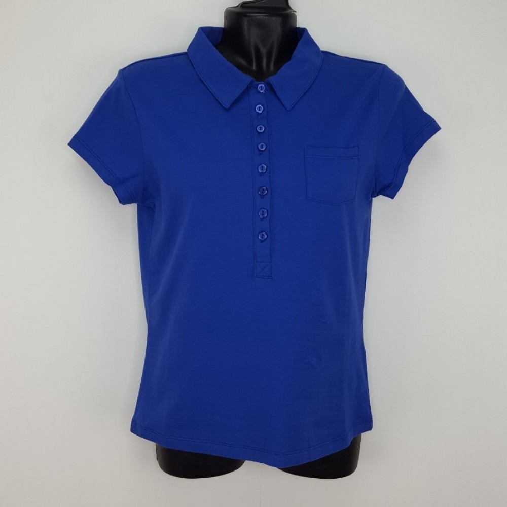 Jolie polo style women's t-shirt