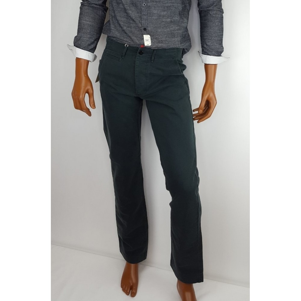 Ralph Lauren Jeans Green Color Slim Fit
