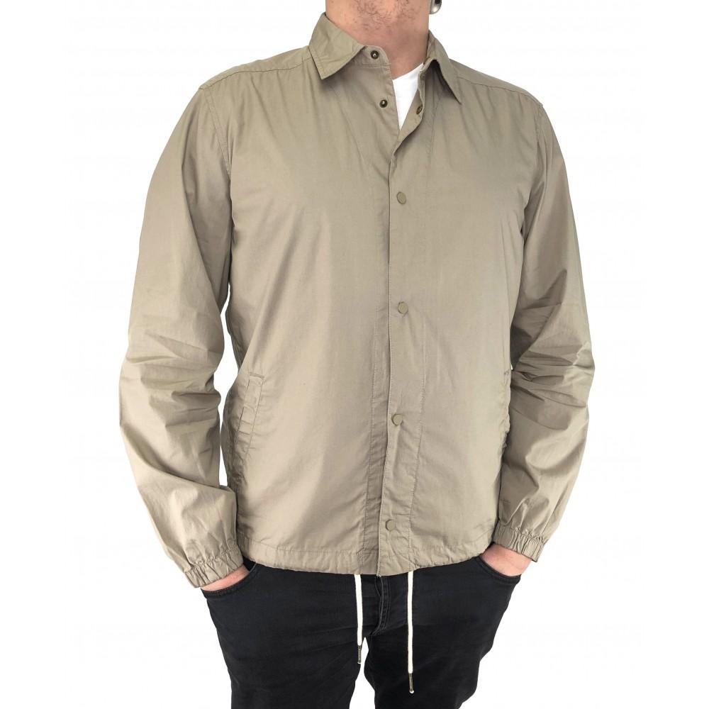 Reserved men's shirts light brown color