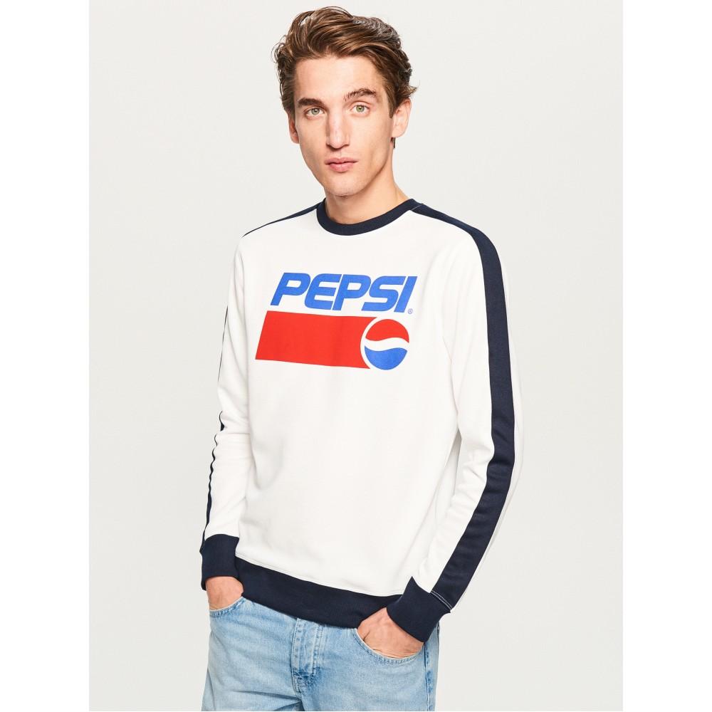 """Reserved men's sweater / jogging top """"PEPSI"""""""