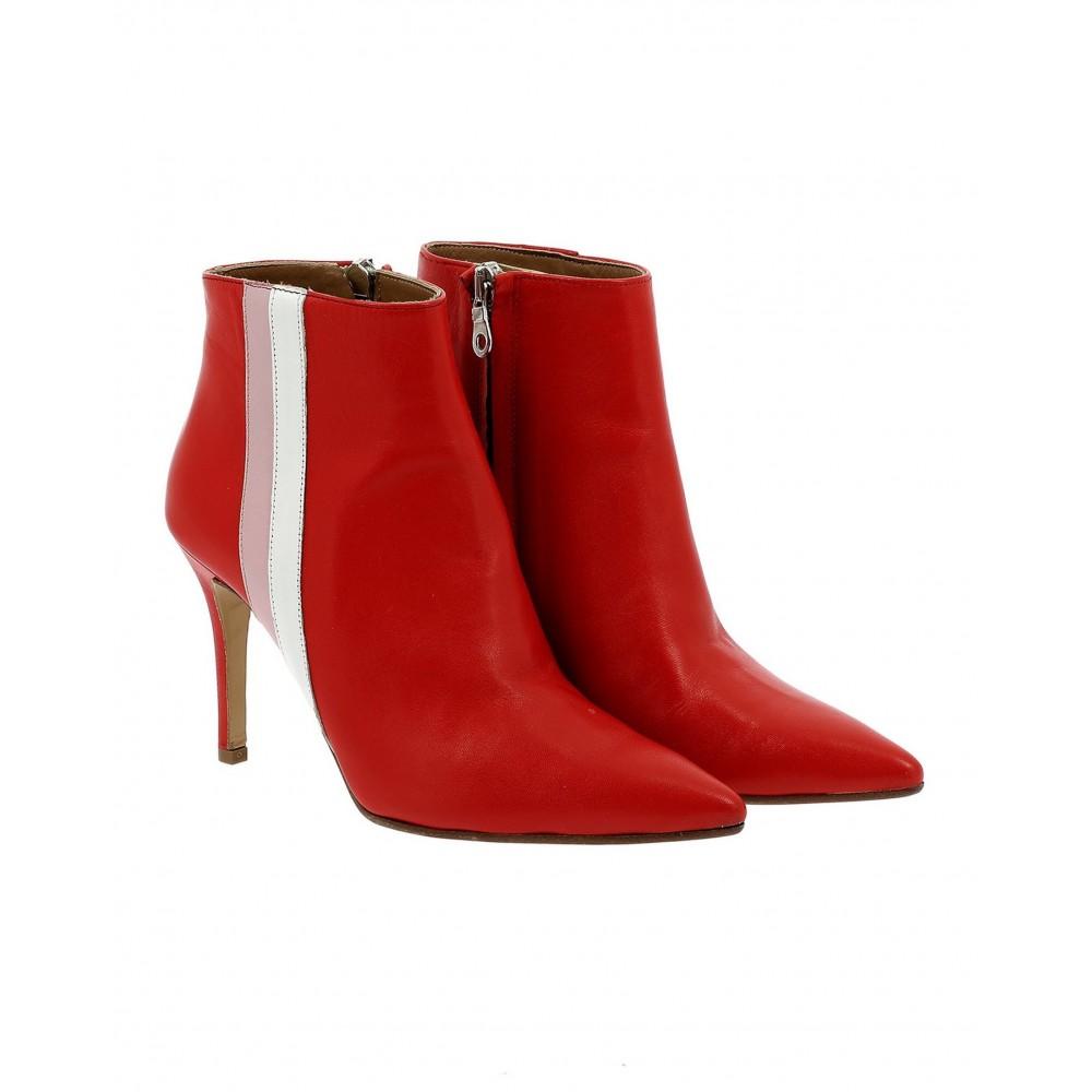 Silvian Heach Women's shoes RCP19032cz red