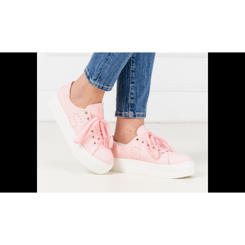 Silvian Heach Women's shoes RCP19079CZ Pink