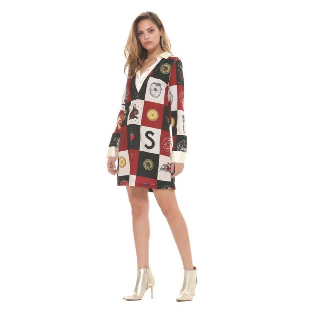 Silvian Heach women's dress CVA19209VE