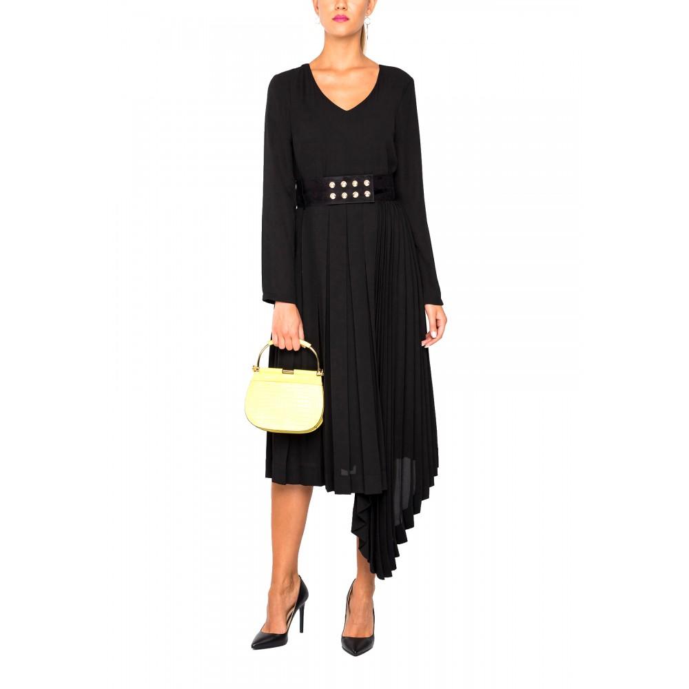 Silvian Heach dress PGA19286VE black color