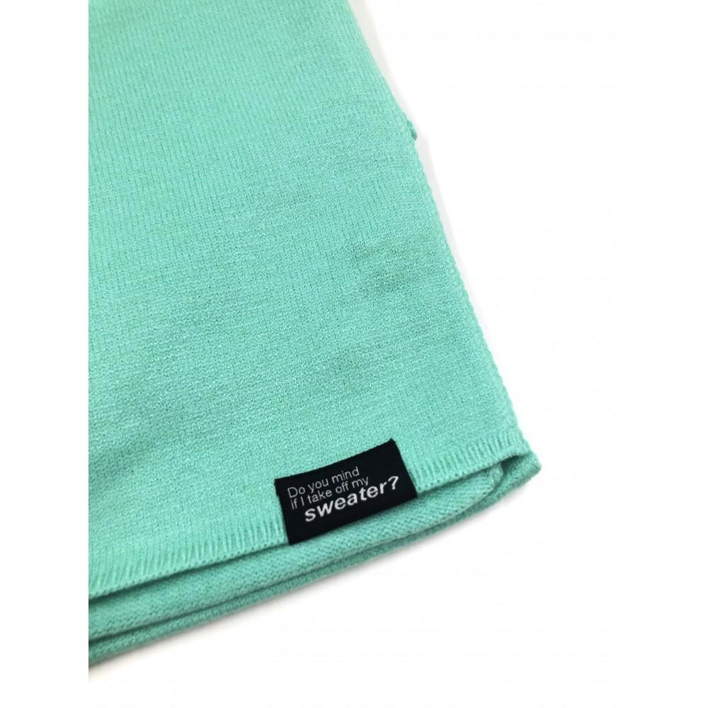 Silvian Heach scarf AHA19012SC opal
