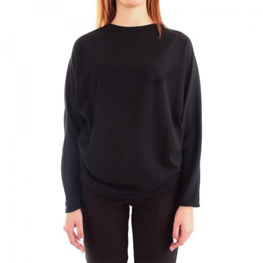 Silvian Heach women's shirt PGA19334BL black