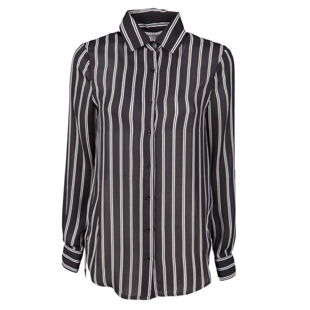 Silvian Heach women's shirt PGA19344CA white/black