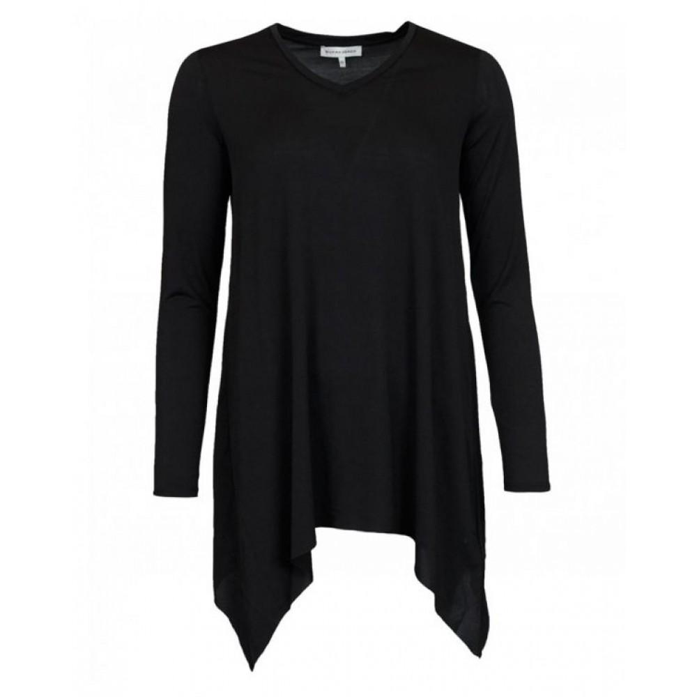 Silvian Heach women's shirt PGA19462BL black