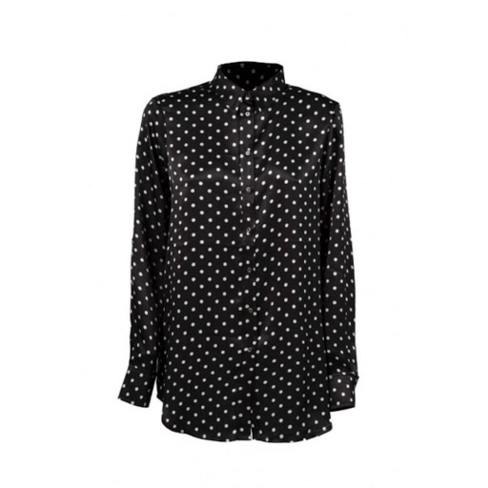 Silvian Heach women's shirt PGA19500CA black