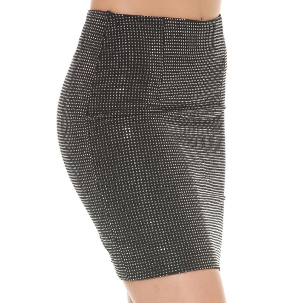 Silvian Heach women's skirt CVA19081GO