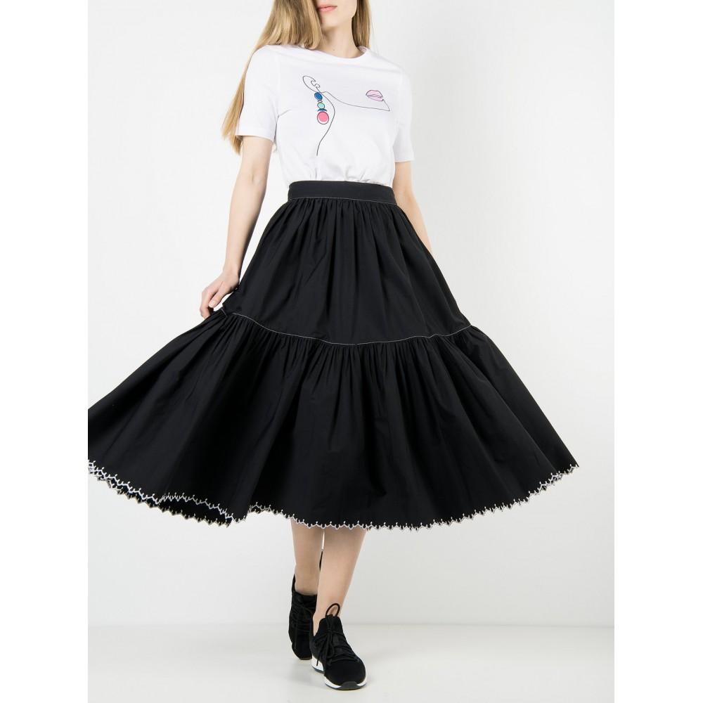 Silvian Heach women's skirt PGP19858GO