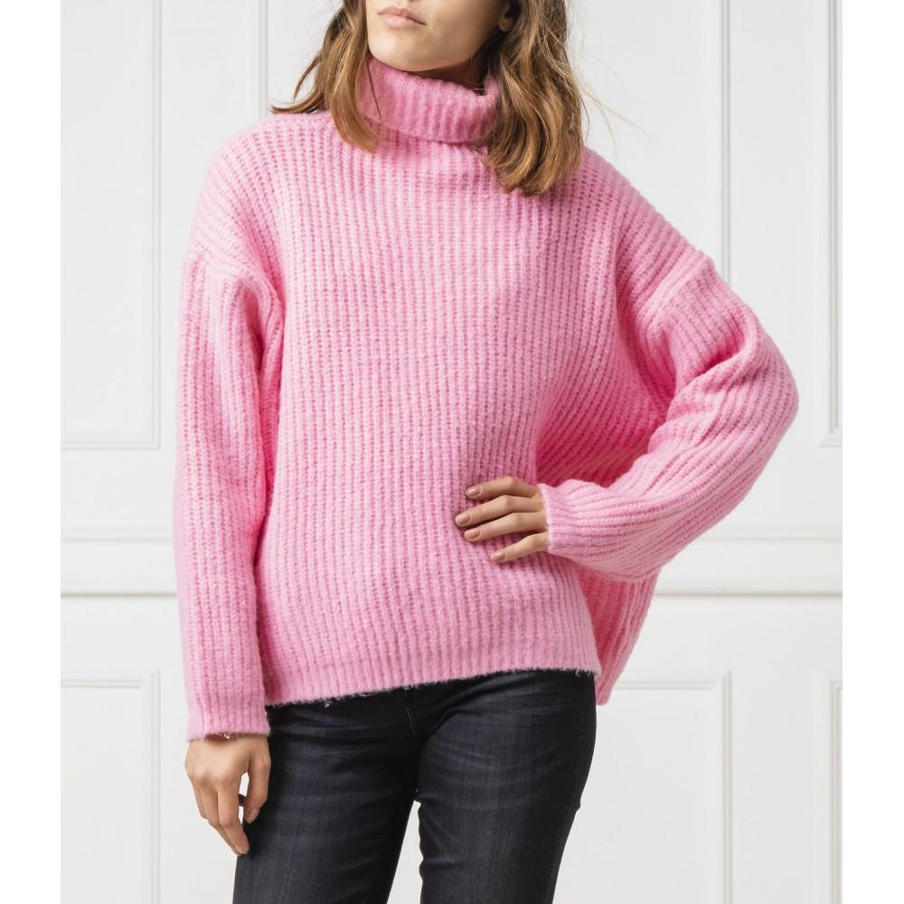 Silvian Heach women's sweater PGA19192LU PINK COLOR
