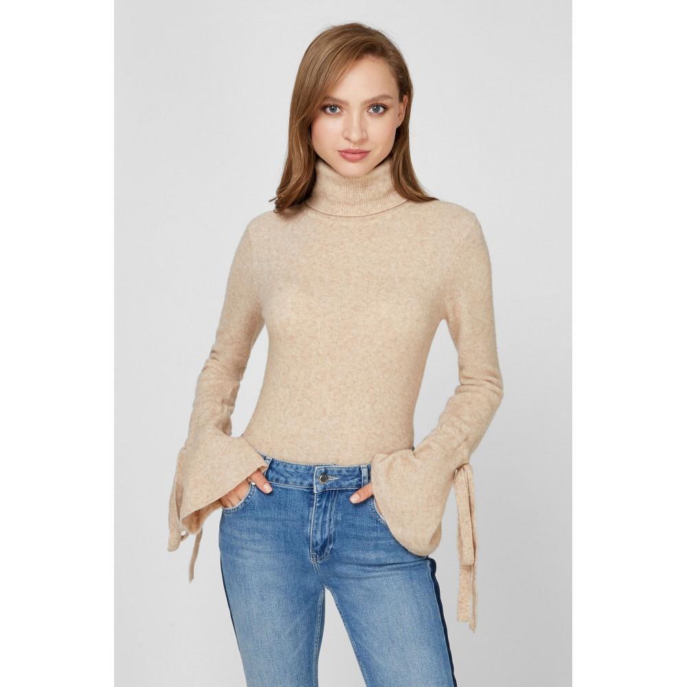 Silvian Heach women's sweater PGA19217MA SAND COLOR