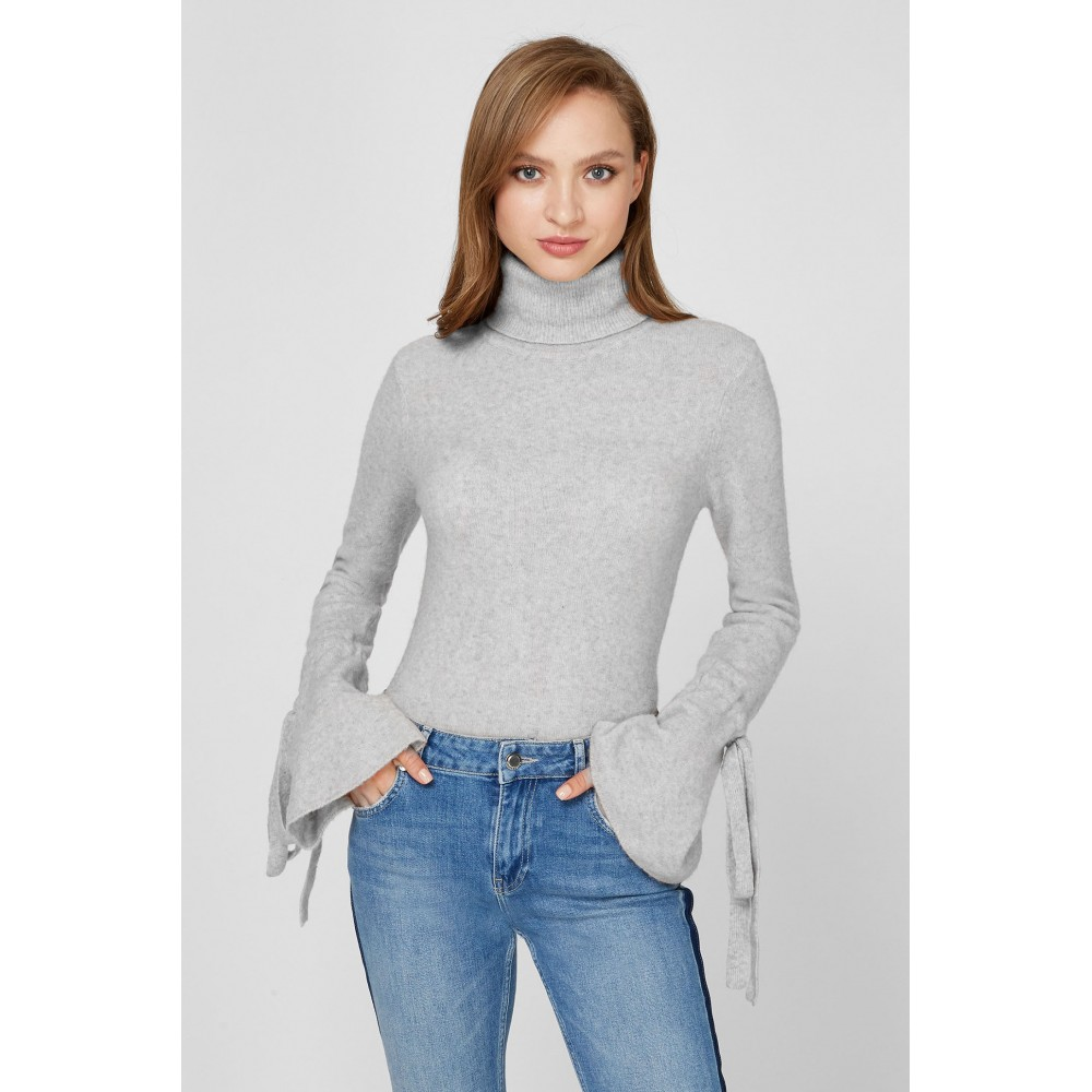 Silvian Heach women's sweater PGA19217MA LIGHT GREY COLOR