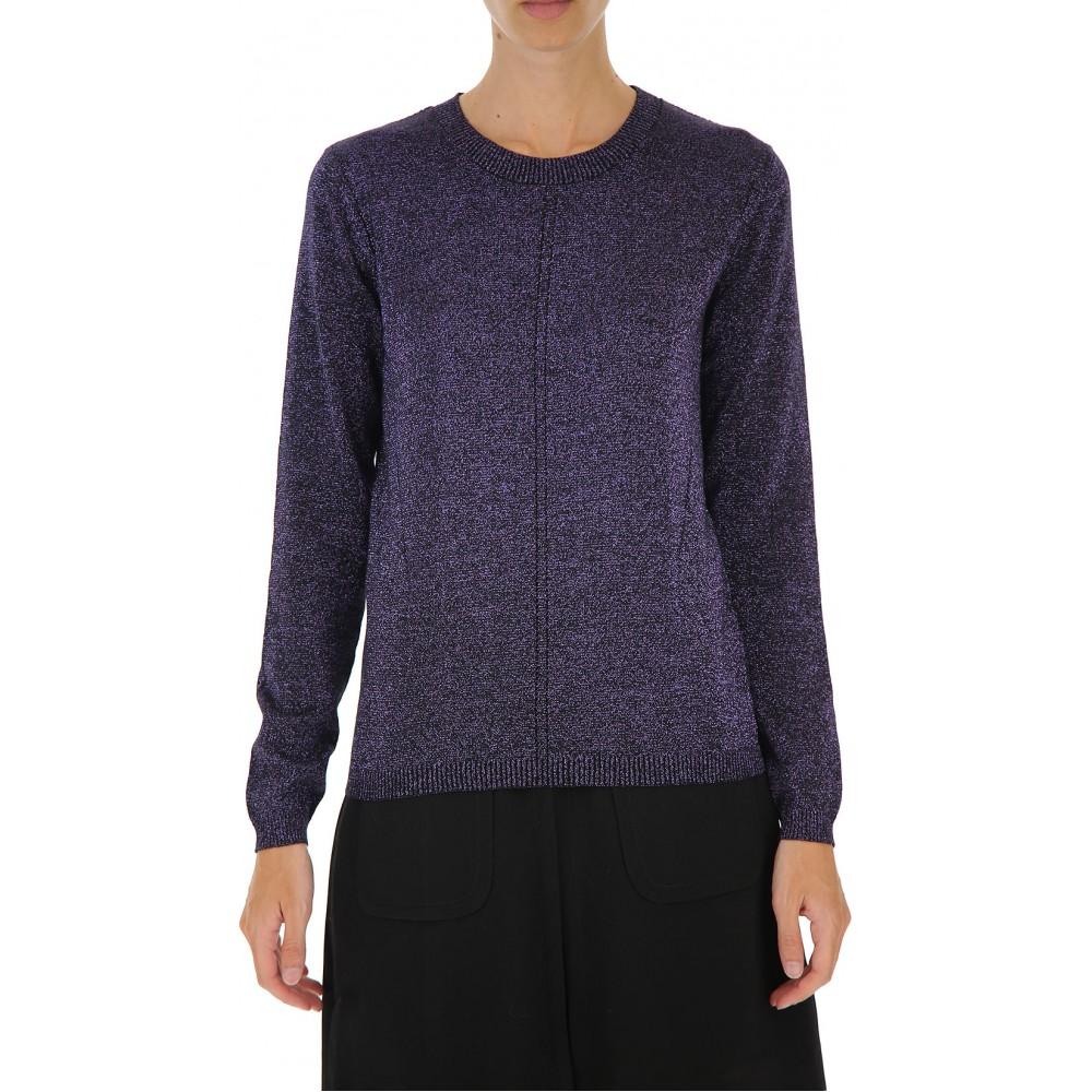 Silvian Heach women's sweater PGA19422MA VIOLET COLOR