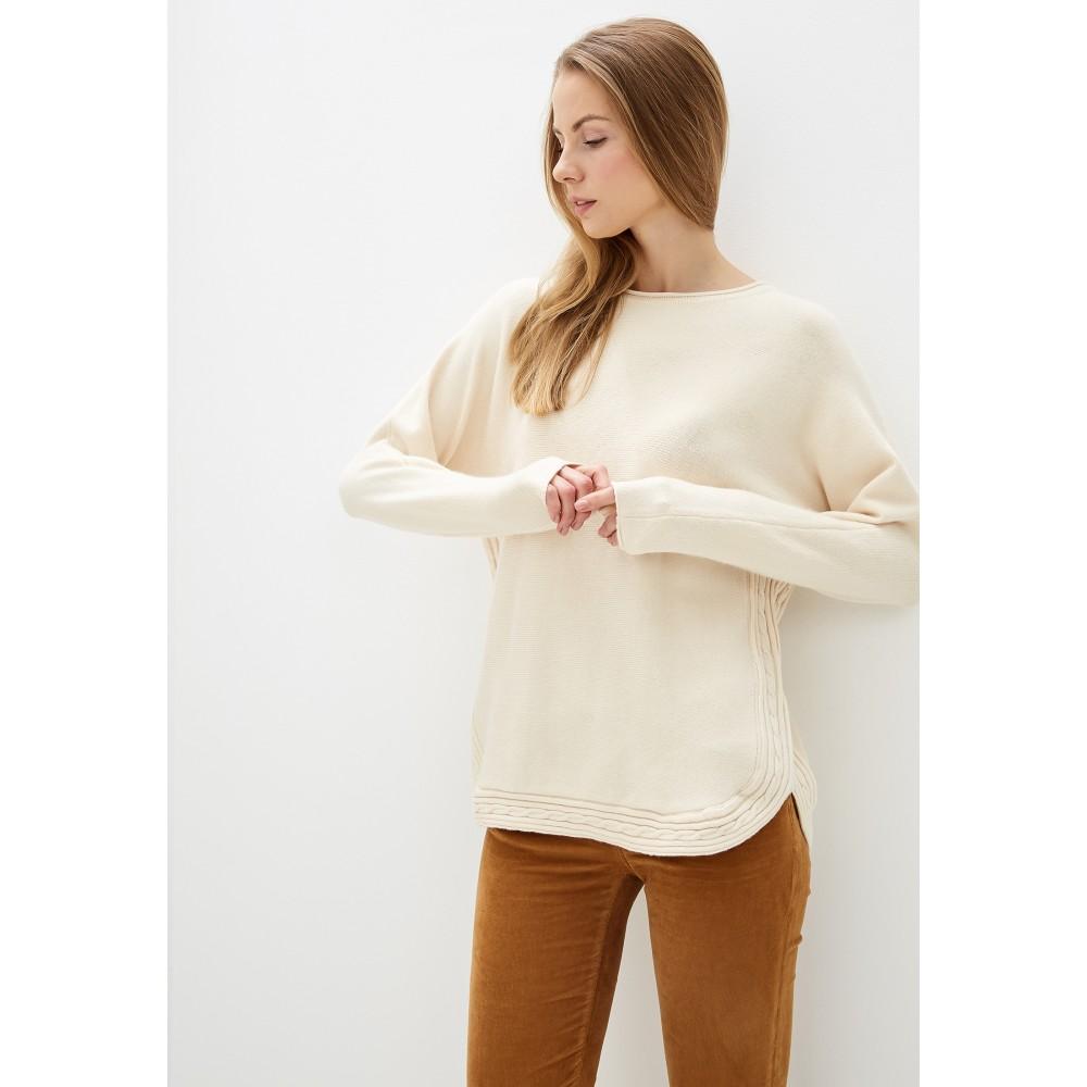Silvian Heach women's sweater PGA19591MA IVORY COLOR