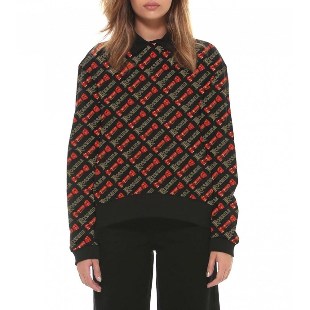 Silvian Heach women's sweater SWEATSHIRT K1 FANTAZY UNIQ