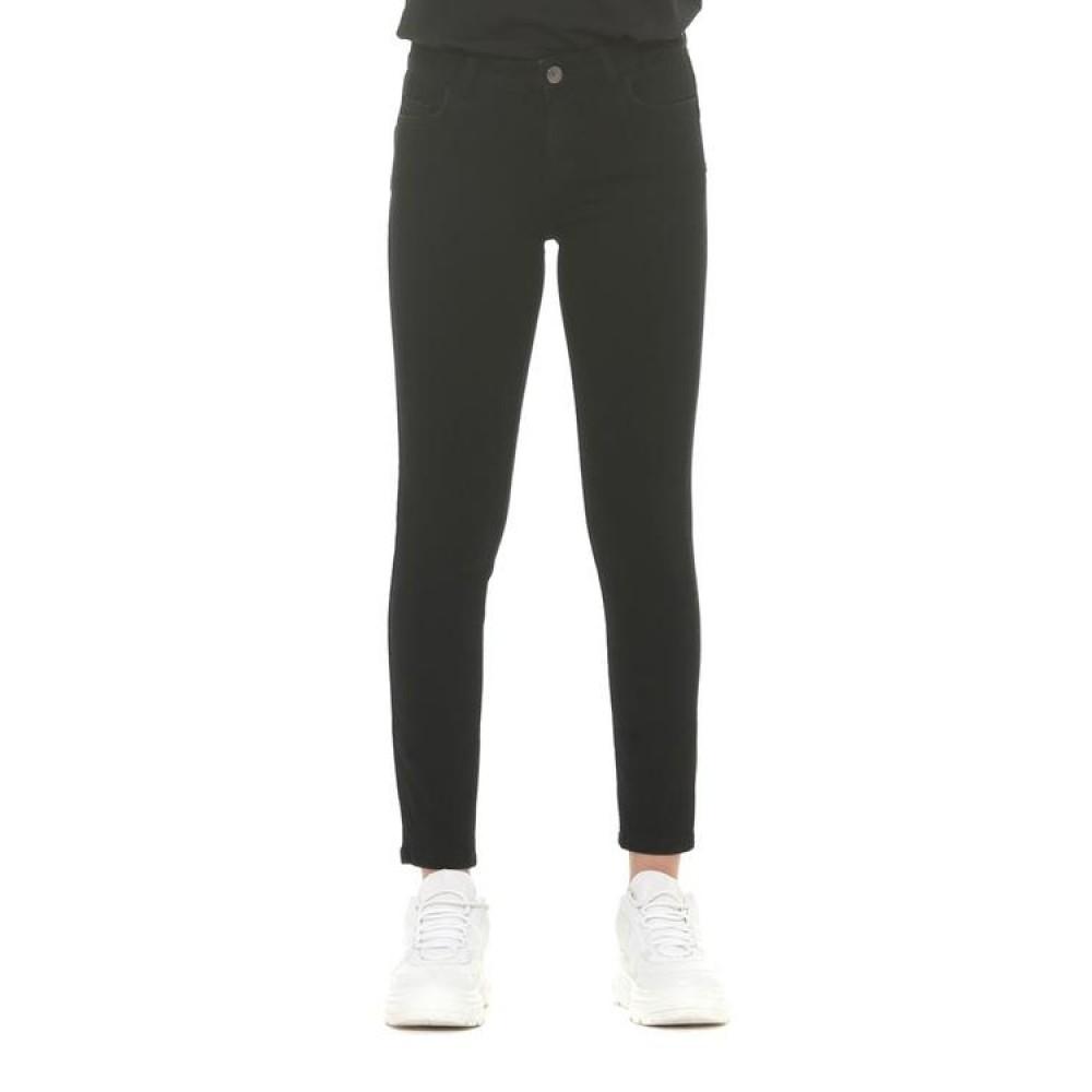 Silvian Heach women's trousers PGA19565JE black