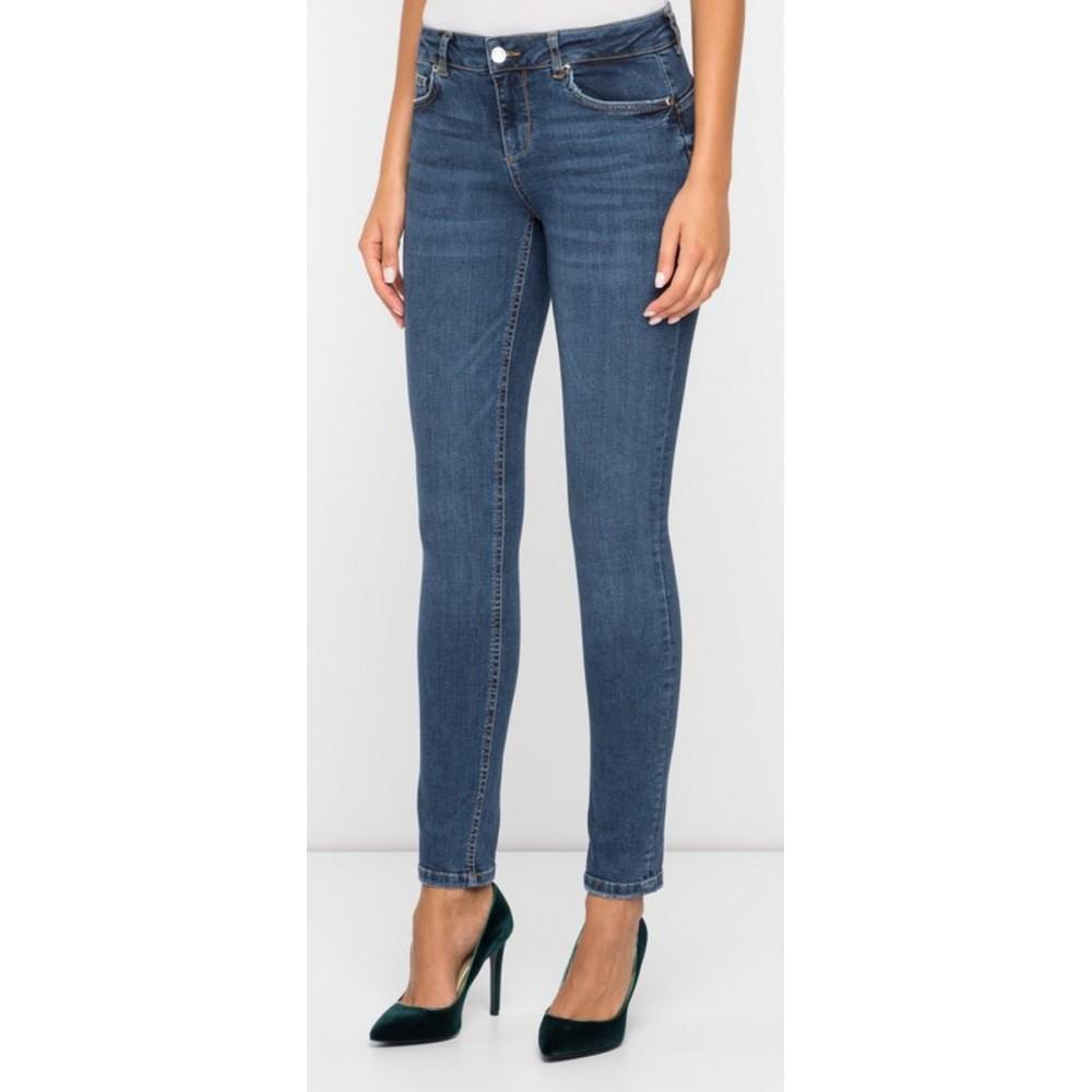 Silvian Heach women's trousers PGA19652JE blue