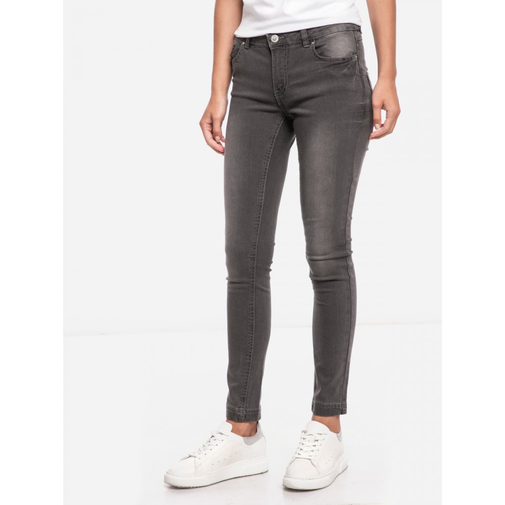Silvian Heach women's trousers SHA19016JE grey