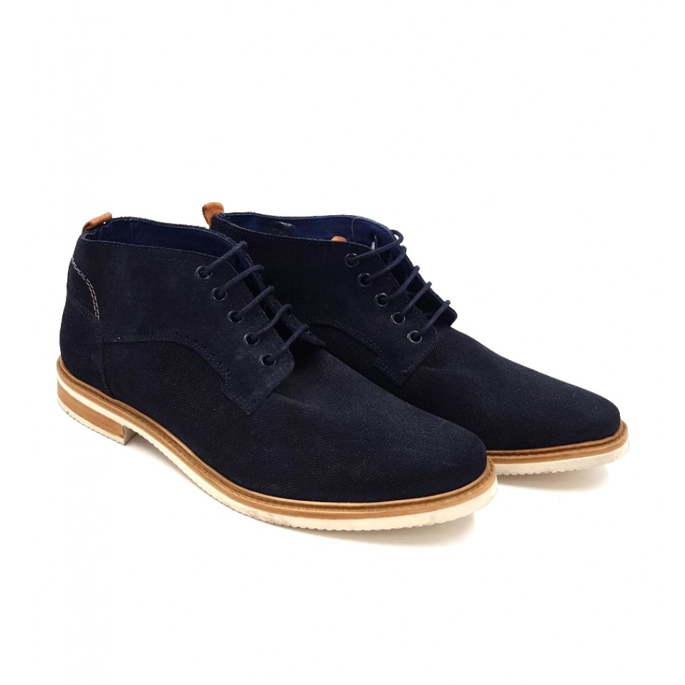 Reserved men's leather shoes qg142-59x