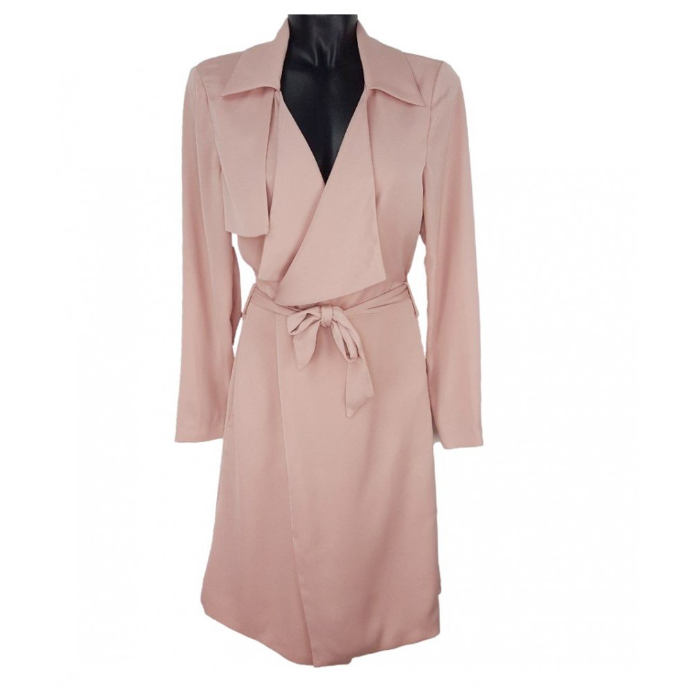 Sisley women's raincoat light pink color 2cwask2u6 05r