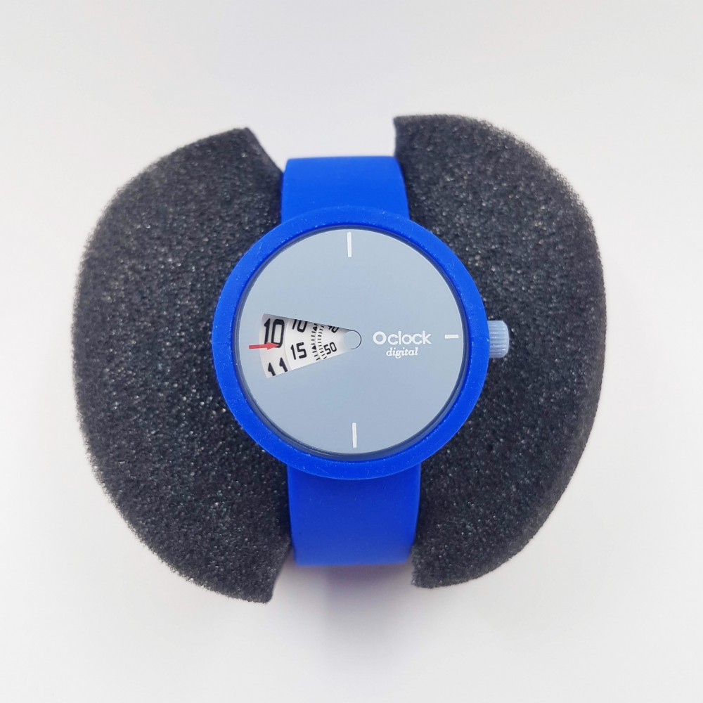 Obag Watch oclock 102 Classic Blue color