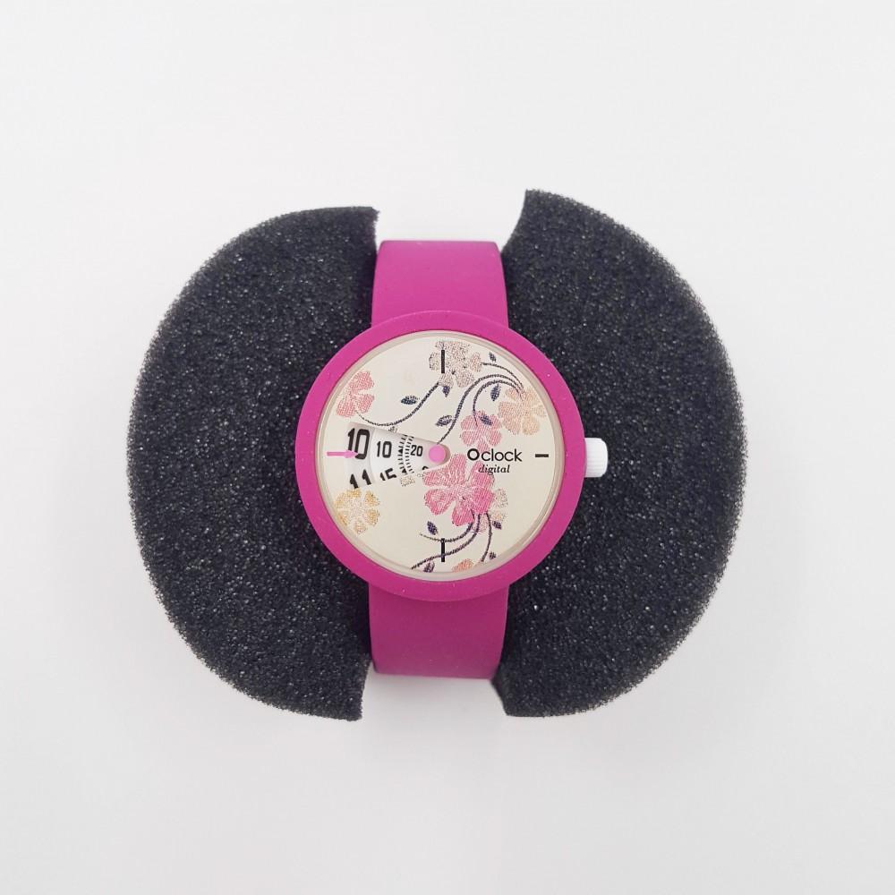 Obag Watch oclock 111 Classic Grape riot color
