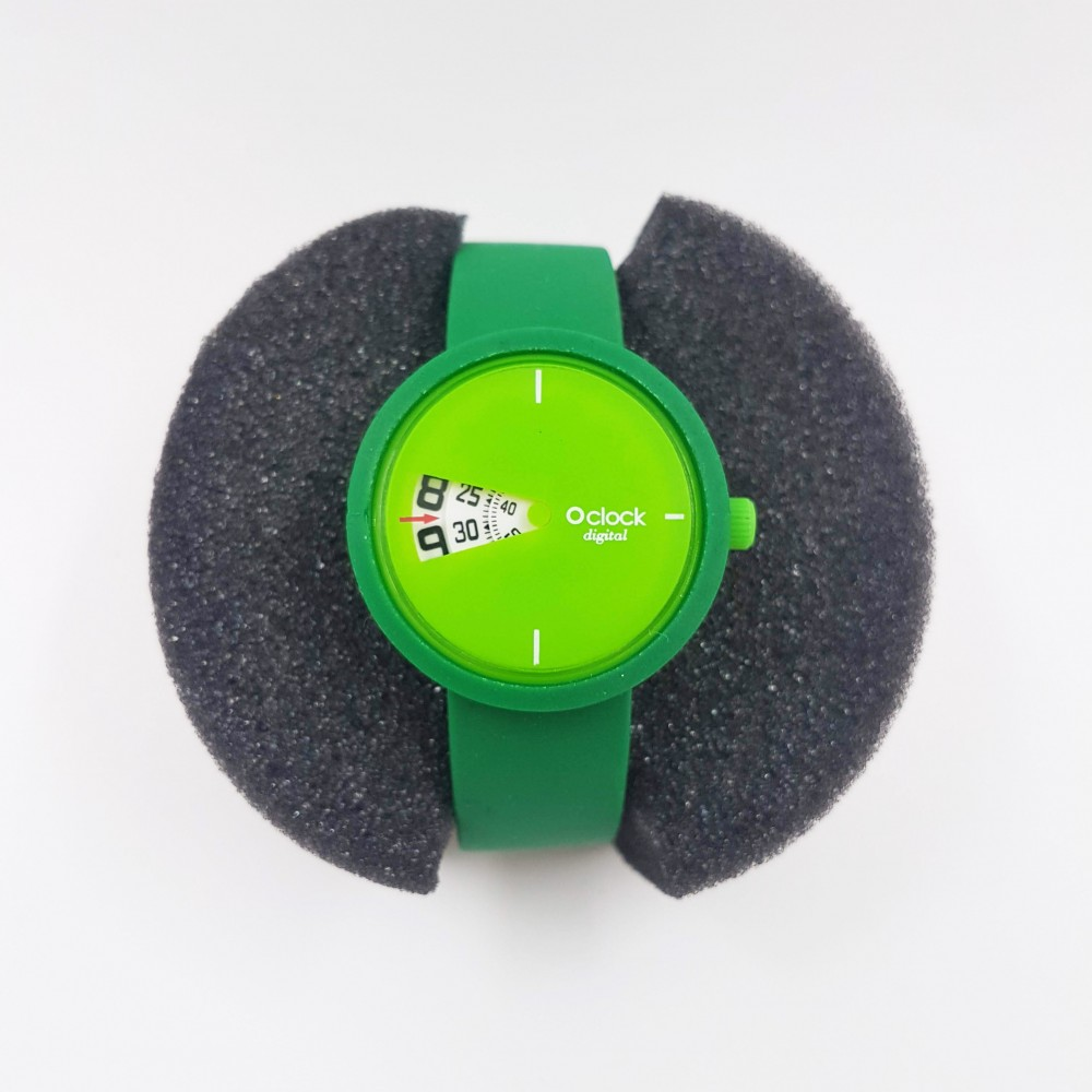 Obag Watch oclock 116 Classic Green color