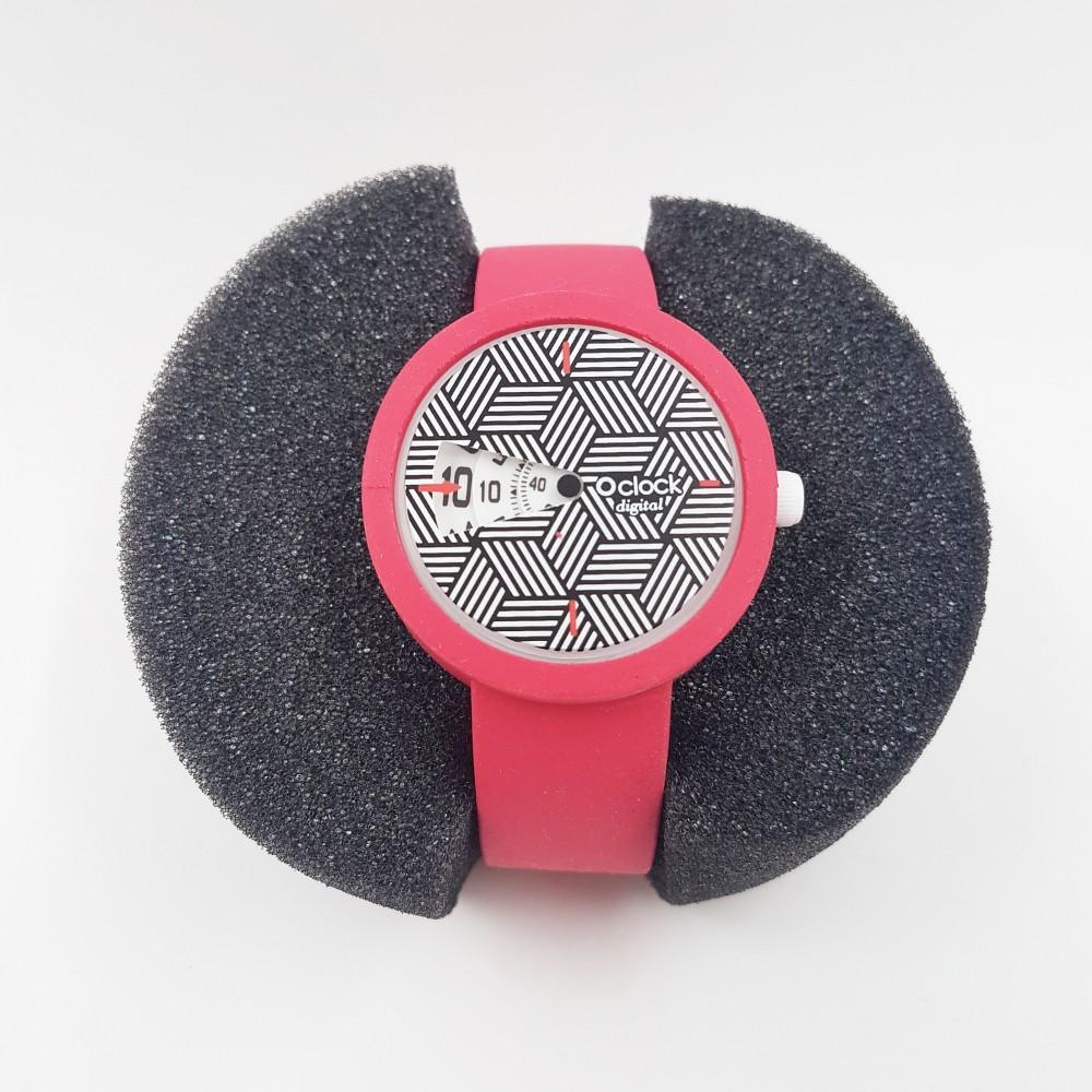 Obag Watch oclock 119 Classic Fuxia color