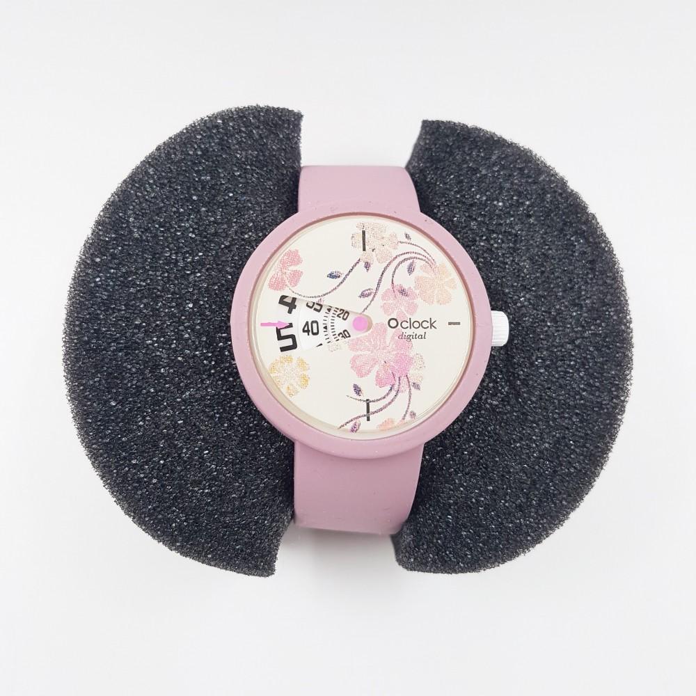 Obag Watch oclock 128 Classic Mauve color