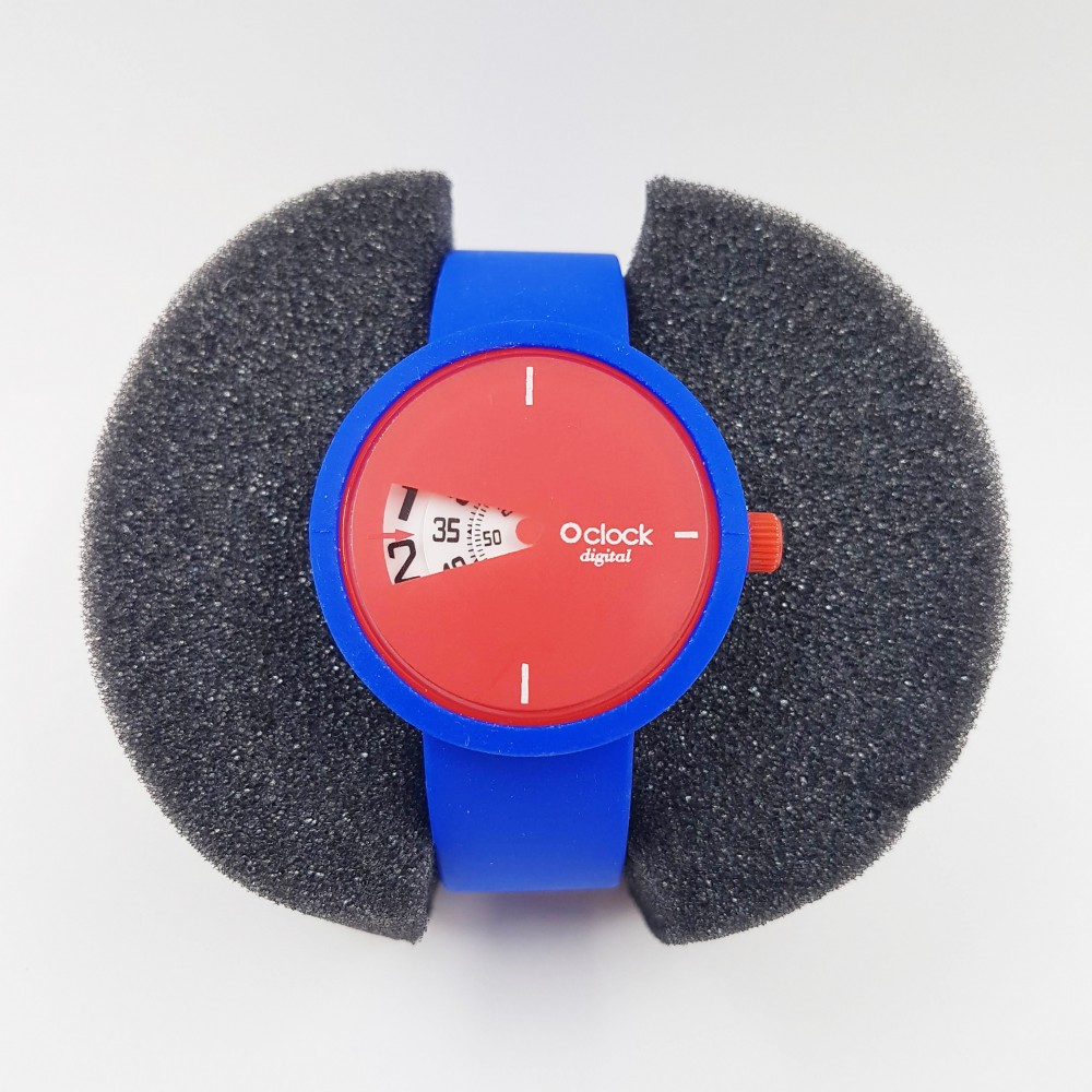 Obag Watch oclock 129 Classic Blue color