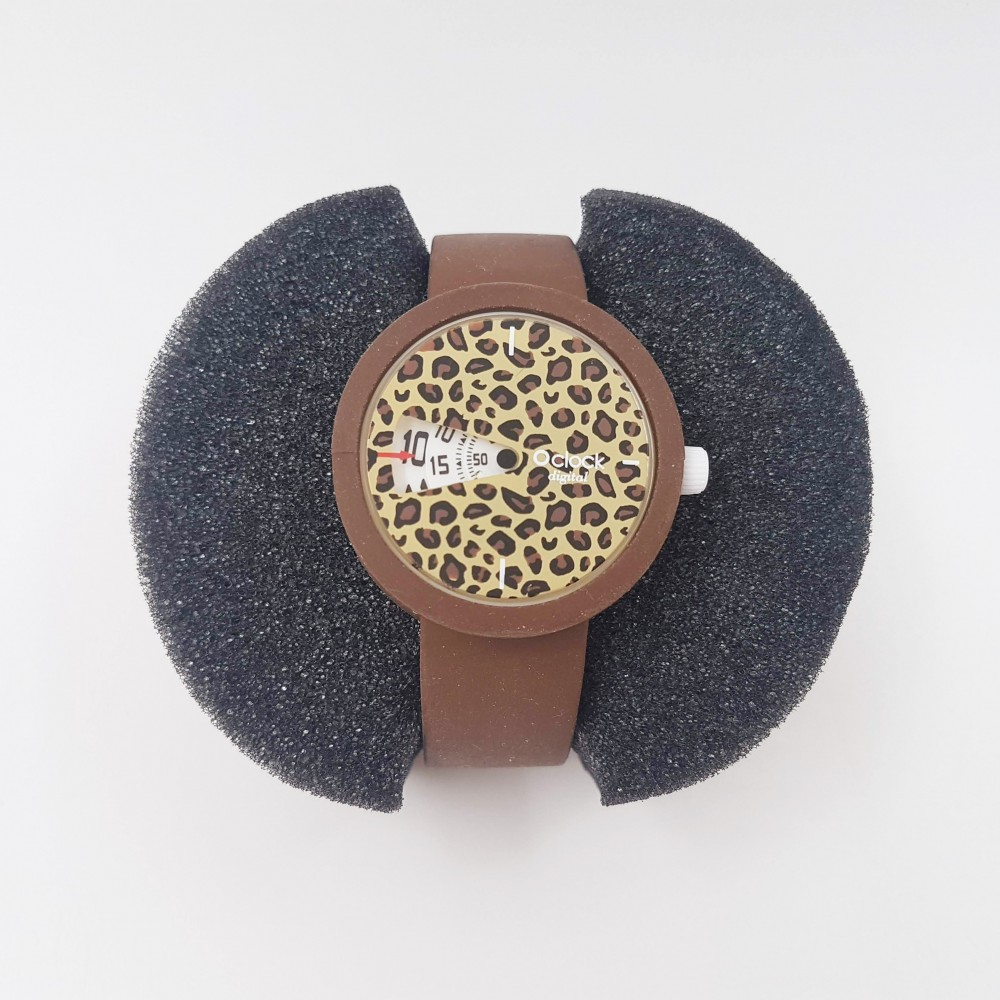 Obag Watch oclock 135 Classic Brown color