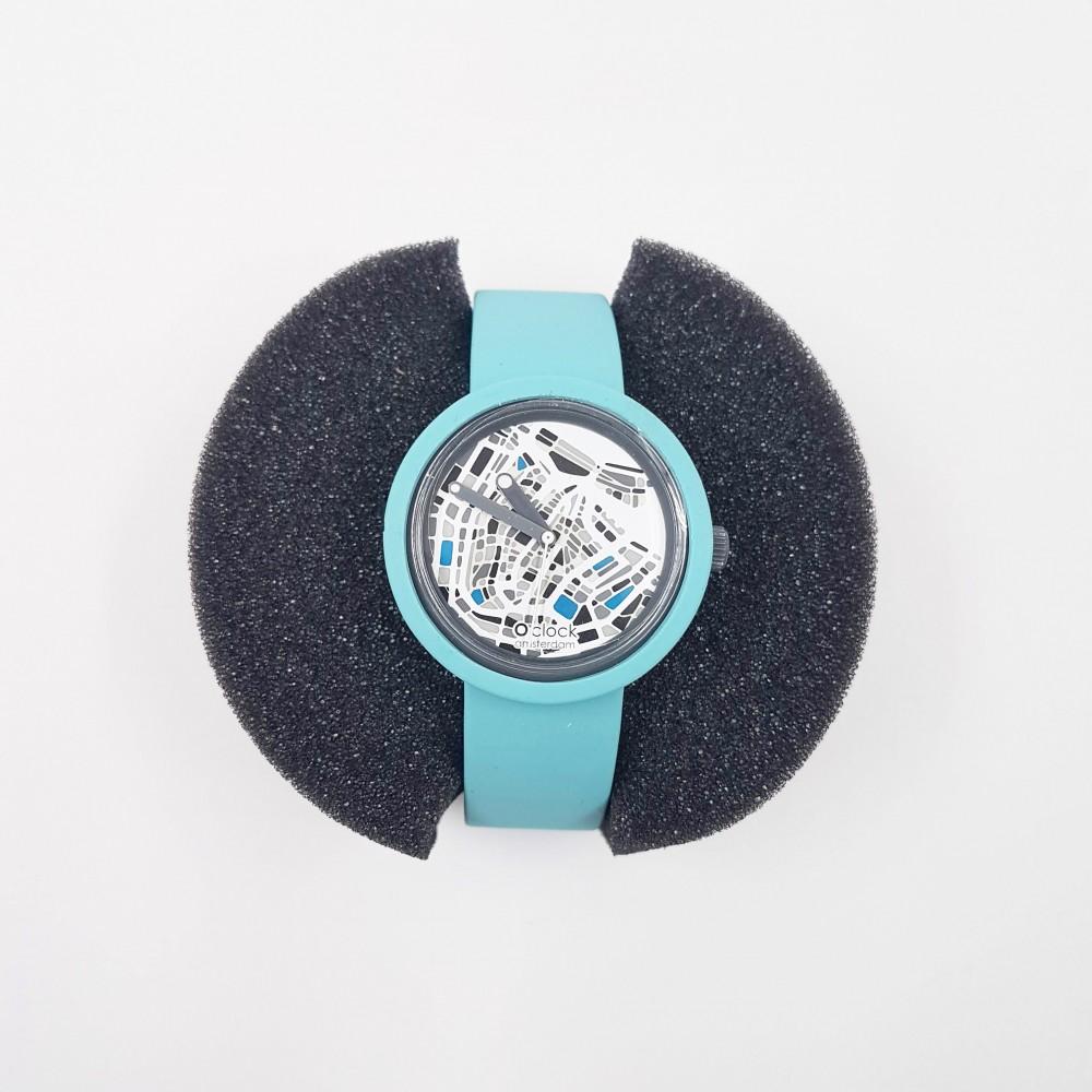 Obag Watch oclock 139 Classic Sky blue color