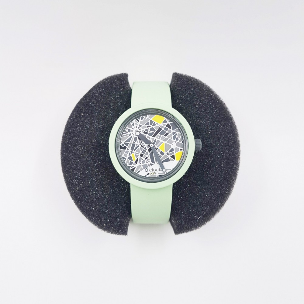 Obag Watch oclock 142 Classic Mint color