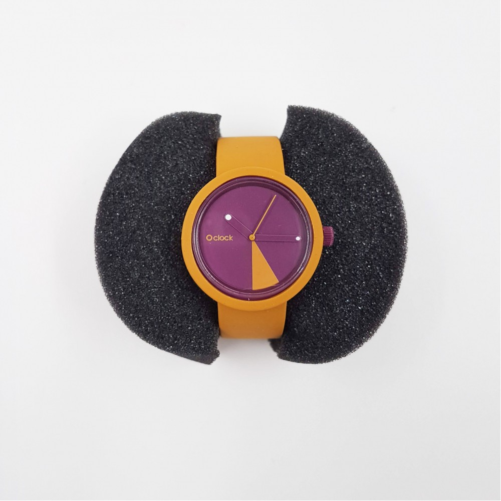 Obag Watch oclock 145 Classic mustard color