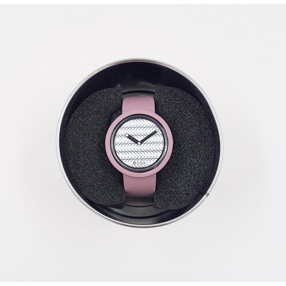 Obag Watch oclock 159 Classic Mauve color