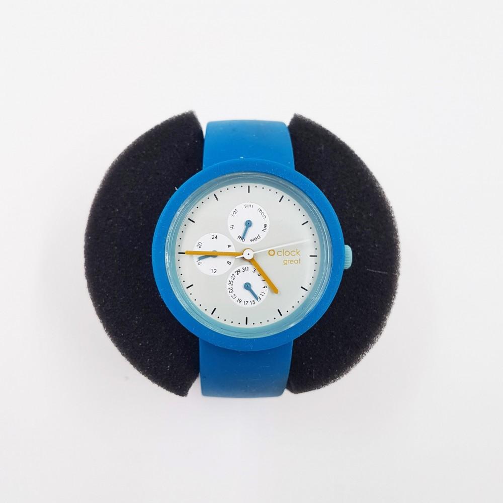 Obag Watch oclock great 167 sea blue color