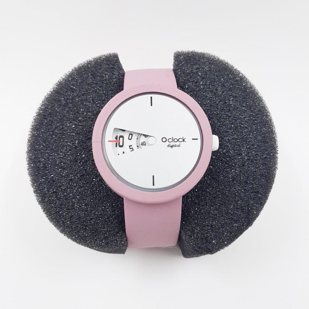 Obag Watch oclock 168 Classic Mauve color