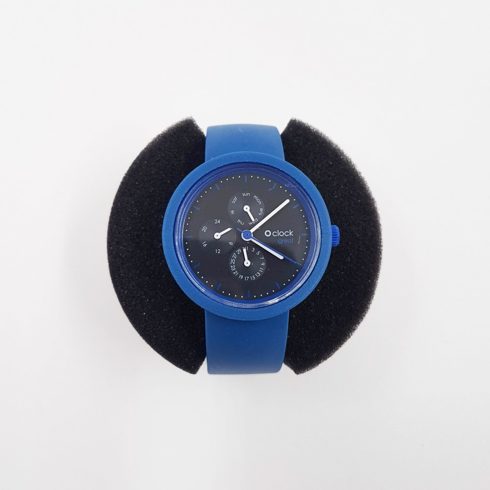 Obag Watch oclock great 173 blue color