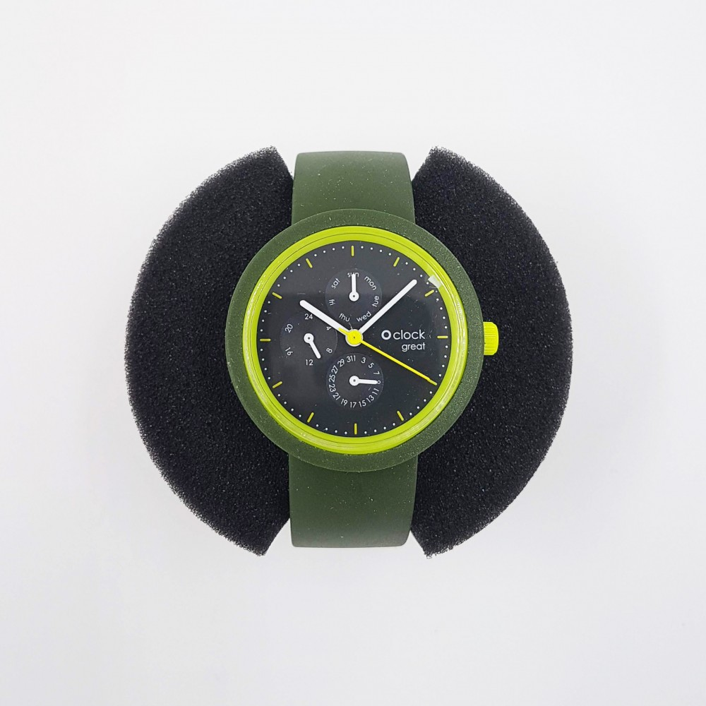 Obag Watch oclock great 176 Military green color