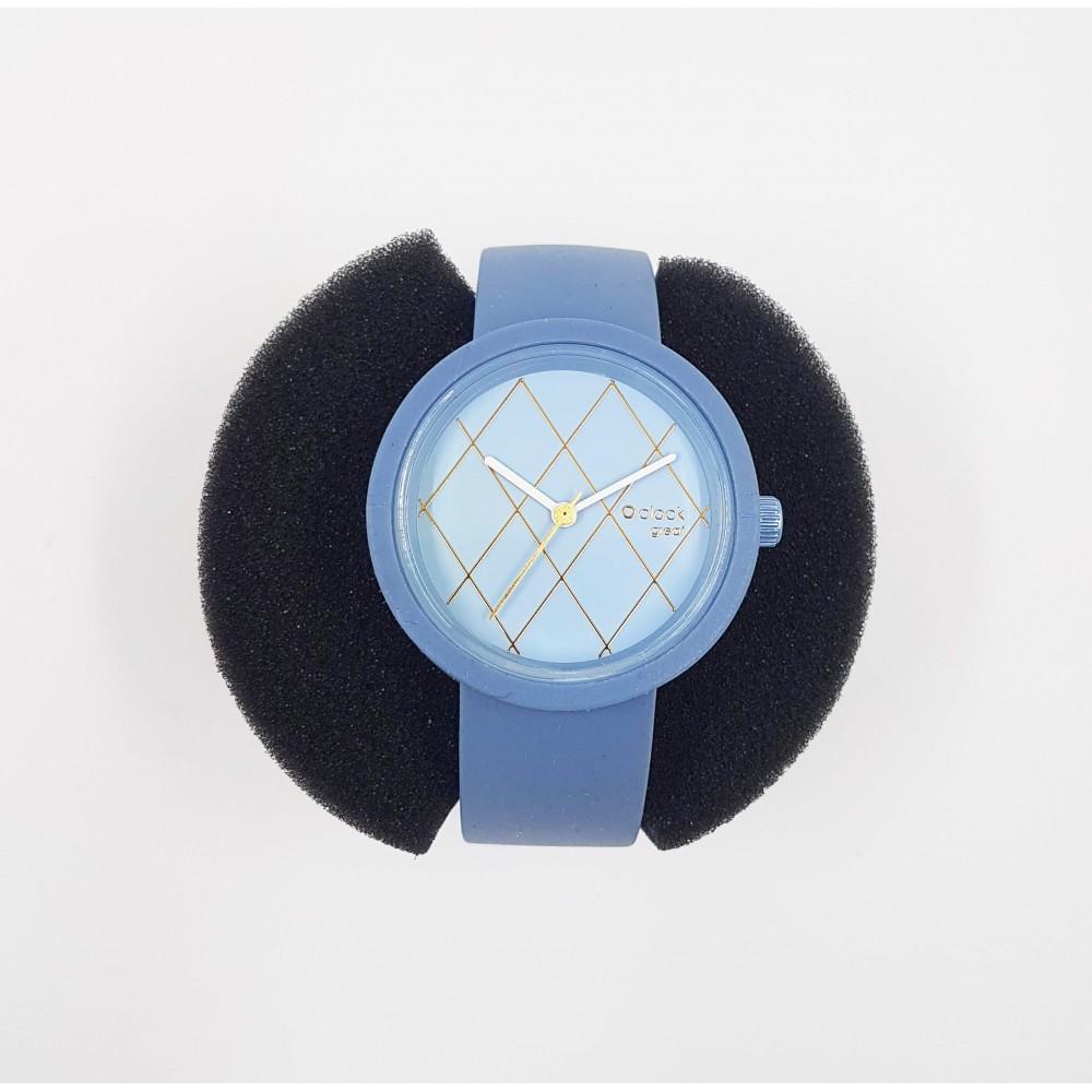 Obag Watch oclock great 179 Bluish color