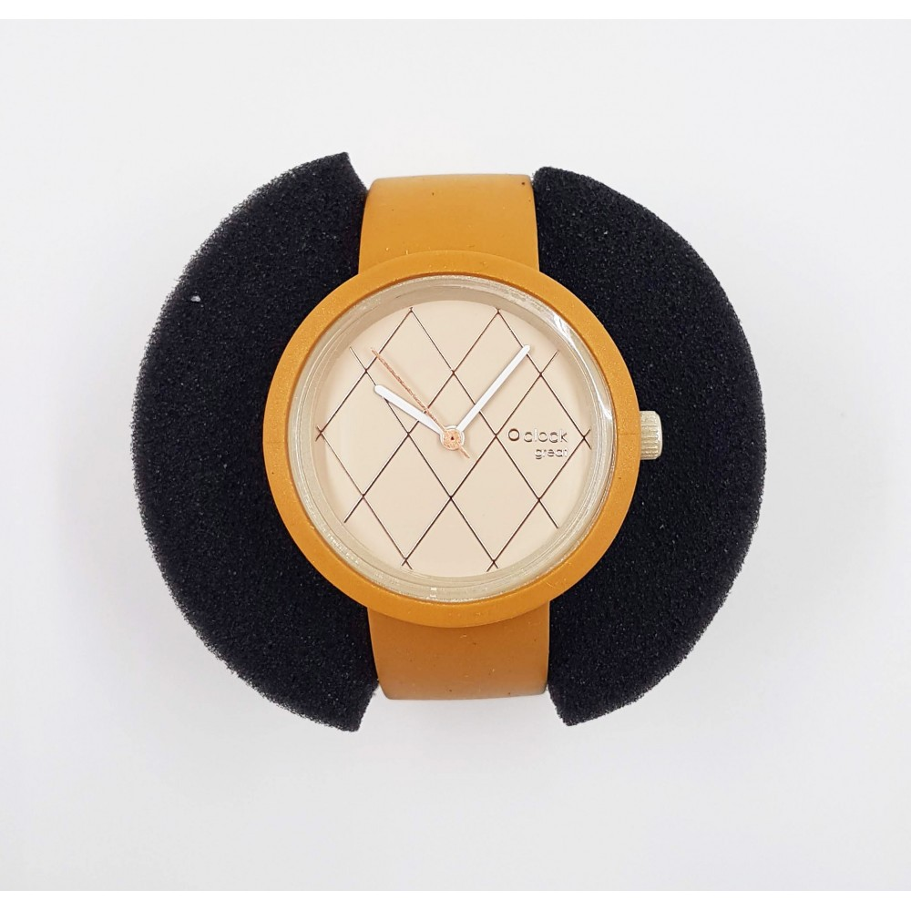 Obag Watch oclock great 181 Mustard color