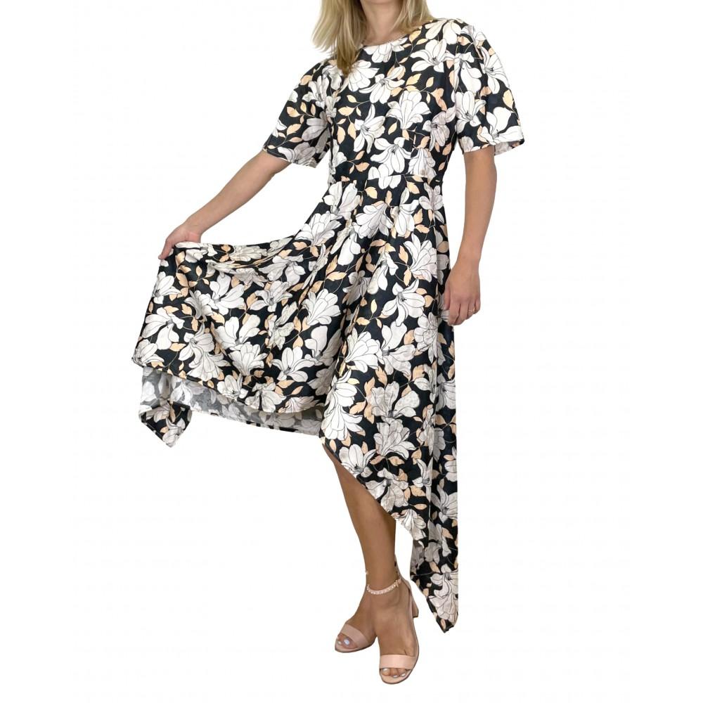 YES ZEE WOMEN'S DRESS A219/EA00 COL.2801
