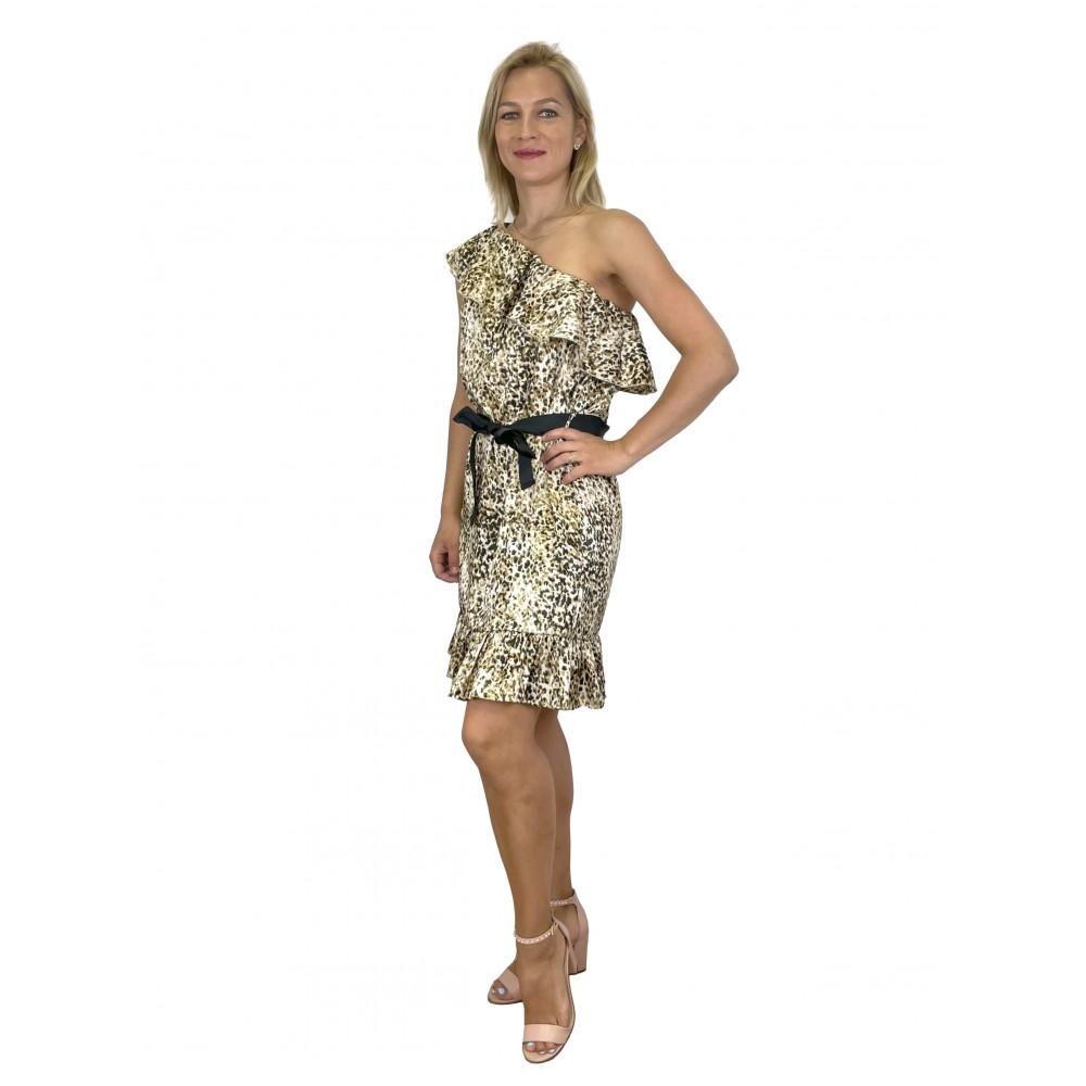 YES ZEE WOMEN'S DRESS A224 / EE00 COL.V.U.
