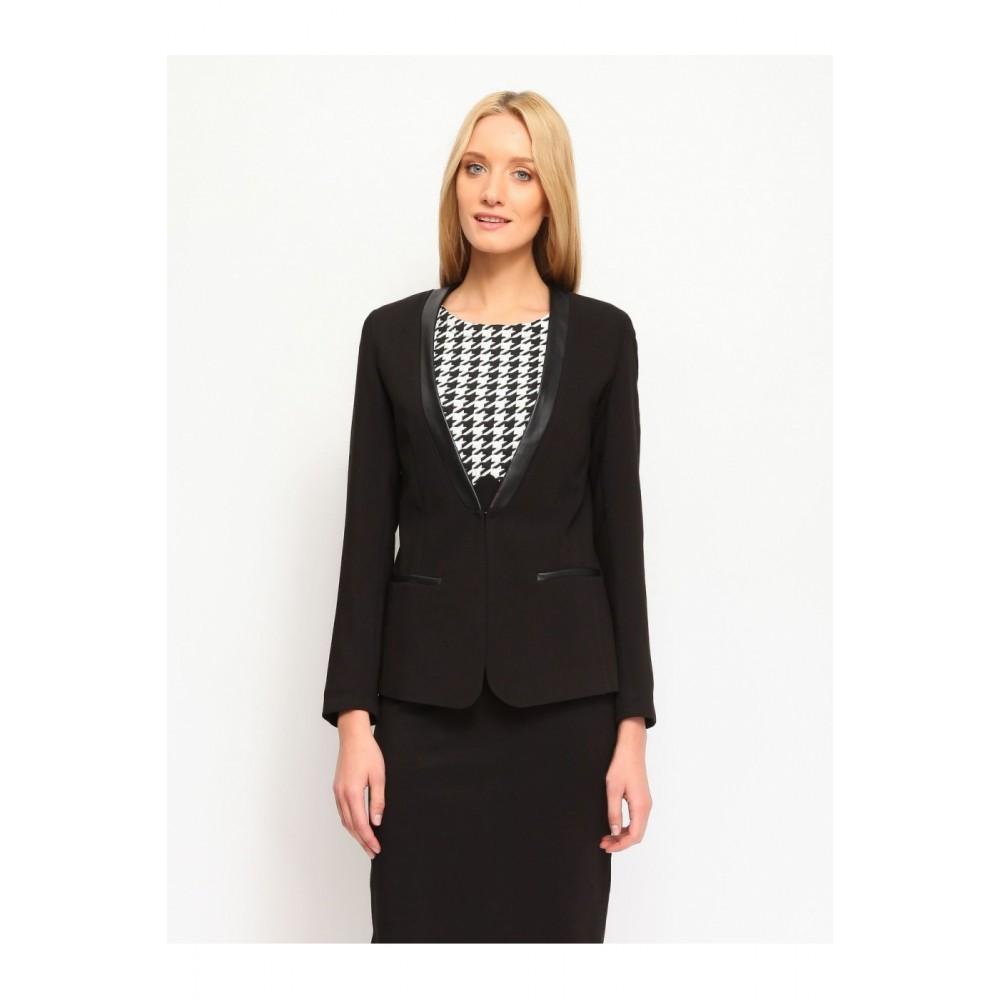 Top secret women's jacket black color